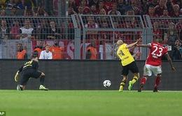 VIDEO, Xem lại trận đấu: Dortmund 0-2 Bayern Munich (Siêu cúp Đức 2016)