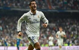 Real Madrid 2-1 Celta Vigo: Không Ronaldo, đã có Morata