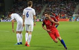 Slovakia 0-1 Anh: Lallana cứu rỗi Big Sam ở giây cuối cùng