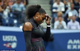 US Open 2016: Thất bại trước Pliskova tại bán kết, Serena mất luôn ngôi số 1