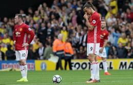 Watford 3-1 Man Utd: Thất bại tủi hổ của Mourinho và các học trò