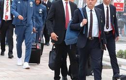 """Man Utd buồn như """"mất sổ gạo"""" trở về Old Trafford sau trận thua muối mặt"""