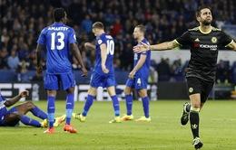 VIDEO, Leicester City 2-4 Chelsea: Fabregas tỏa sáng, Chelsea ngược dòng ngoạn mục