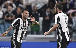 VIDEO, Juventus 4-0 Cagliari: Tân binh tỏa sáng, Juve giành lại ngôi đầu