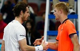 China Open 2016: Đánh bại Edmund, Murray vào bán kết