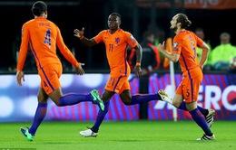 VIDEO, Hà Lan 4-1 Belarus: Chiến thắng ấn tượng