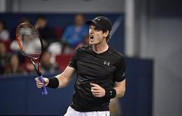 Thượng Hải Masters 2016: Andy Murray dễ dàng đánh bại Gilles Simon