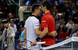 Thượng Hải Masters 2016: Agut biến Djokovic thành cựu vương!