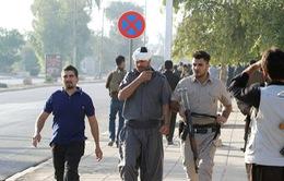 IS đánh bom liều chết, gây thương vong lớn tại Iraq