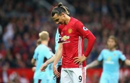 VIDEO Man Utd 0-0 Burnley: Sắc đỏ nhạt nhòa