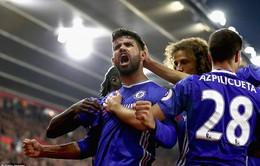 """VIDEO Southampton 0-2 Chelsea: Màn tỏa sáng của những """"tội đồ"""""""