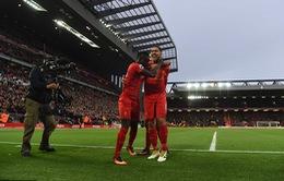 Đại thắng Watford, Liverpool lên ngôi đầu ấn tượng!