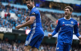 VIDEO Man City 1-3 Chelsea: Không thể cản bước thầy trò Conte