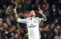 VIDEO Barcelona 1-1 Real Madrid: Ramos sắm vai người hùng