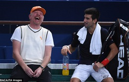 Nhìn lại những cột mốc trong giai đoạn Boris Becker làm HLV của Djokovic