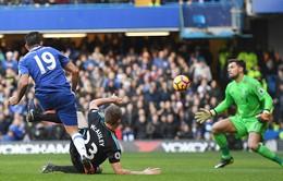 Thắng nhọc nhờ Costa, Chelsea đòi lại ngôi đầu