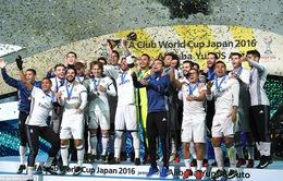 Real Madrid: Nhà vô địch may mắn của FIFA Club World Cup 2016
