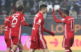 Darmstadt 0 - 1 Bayern Munich: Nhọc nhằn đòi lại ngôi đầu
