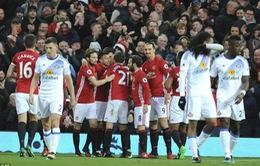 Man Utd 3-1 Sunderland: Ibra thăng hoa, Mkhitaryan lập siêu phẩm khó tin