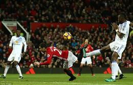 Ngất ngây với tuyệt phẩm của Mkhitaryan giúp Man Utd đại thắng Sunderland