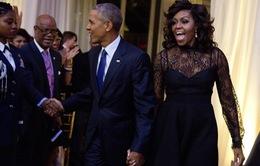 Bữa tiệc âm nhạc cuối cùng của Tổng thống Barack Obama tại Nhà Trắng