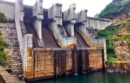 Đập thủy điện Hương Điền vẫn ở mức độ an toàn