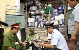 Các địa phương xử phạt hàng lậu chưa thống nhất