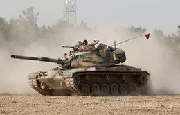 Thổ Nhĩ Kỳ mở rộng chiến dịch chống IS tại Syria