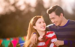 Bảo Thy tung hình ảnh ngọt ngào, lãng mạn cùng Võ Cảnh