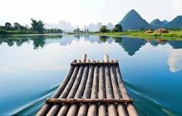 Ngất ngây với những khung cảnh đẹp như tranh vẽ ở Trung Quốc