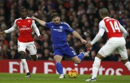 """Dư âm Arsenal 0-1 Chelsea: Nỗi nhớ Coquelin và """"khắc tinh"""" mới Diego Costa"""