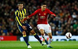 Fenerbahce vs Man Utd, 01h00 ngày 04/11: Thách thức cho Mourinho!
