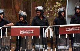 """Ai Cập ngăn chặn làn sóng biểu tình kỷ niệm 5 năm """"Mùa Xuân Arab"""""""
