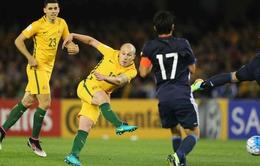 VIDEO Australia 1-1 Nhật Bản: Đại chiến châu Á bất phân thắng bại
