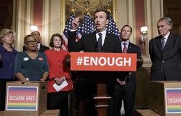 Thượng viện Mỹ ấn định thời gian bỏ phiếu về dự luật kiểm soát súng đạn