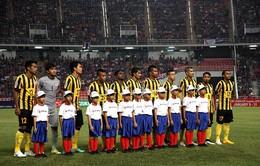 AFF Suzuki Cup 2016: ĐT Malaysia gặp khó về lực lượng