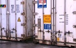 Tăng cường soi chiếu container tồn đọng tại cảng Cát Lái