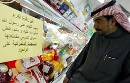 Iran ngừng nhập khẩu hàng hóa từ Saudi Arabia