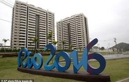 Làng VĐV Olympic Rio 2016 đã sẵn sàng cho ngày khai mạc