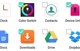 Cách làm sạch màn hình Home trên LG G5