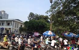 BV Bạch Mai vẫn chưa thể sắp xếp chỗ gửi xe