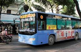 TP.HCM ưu tiên quảng cáo hàng Việt Nam trên xe bus