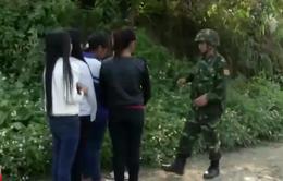 Lào Cai: Giải cứu 5 học sinh bị lừa bán sang Trung Quốc