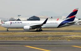 Hãng hàng không lớn nhất Mỹ Latin ngừng các chuyến bay tới Venezuela