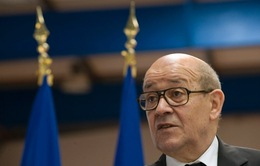 Bộ trưởng Quốc phòng Pháp bất ngờ tới Iraq