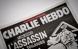 Charlie Hebdo bị chỉ trích vì bình luận về khủng bố Brussels