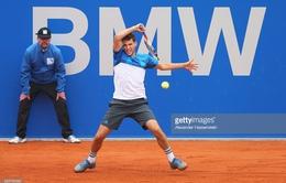 Gương mặt: Dominic Thiem - tay vợt lần đầu dự ATP World Tour Finals