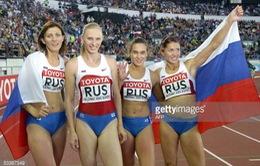 Uỷ ban Olympic giữ nguyên án phạt với điền kinh Nga