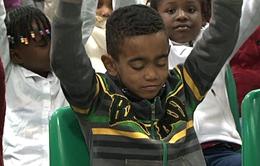 Học thiền nhằm giảm bạo lực học đường tại Nam Phi