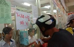Hết vé xe khách ngày cao điểm TP.HCM - Hà Nội